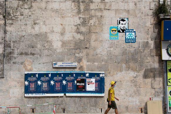 MARS_(39), Marseille, 2020 © Invader