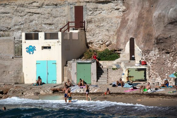 MARS_(71), Marseille, 2020 © Invader