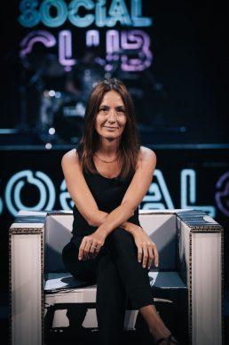 Maria Sole Tognazzi, ospite del 25esimo episodio di Luce Social Club