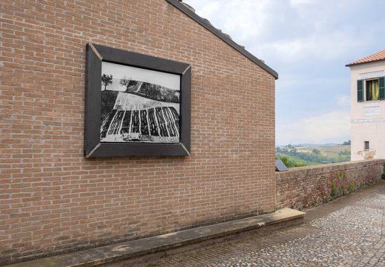 Mondolfo, Mario Giacomelli, Storie di terra. Photo Franco Simoncini