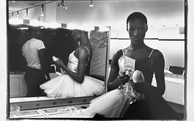 Ming Smith, Untitled (Grace Jones Ballerina), 1975. Courtesy of the artist and Jenkins Johnson Gallery, New York and San Francisco