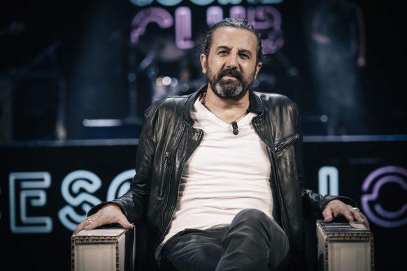 Omar Pedrini, ospite del 25esimo episodio di Luce Social Club