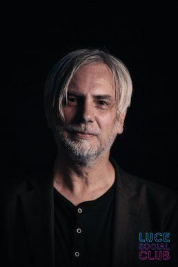 Paolo Benvegnù, ospite della 24esima puntata di Luce Social Club