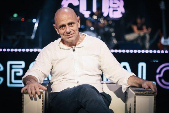 Rolando Ravello, ospite della ventiduesima puntata di Luce Social Club