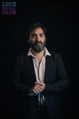 Stefano Mordini, ospite della 23esima puntata di Luce Social Club