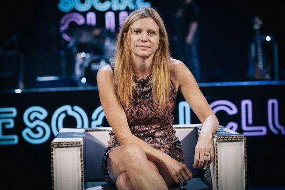 Susanna Nicchiarelli, ospite del 25esimo episodio di Luce Social Club