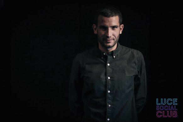 Valerio Carocci, ospite della 24esima puntata di Luce Social Club
