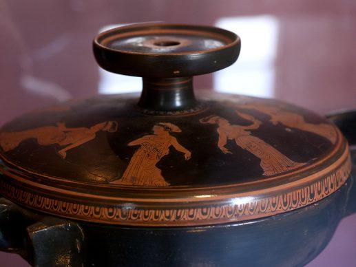 Vista dell'allestimento del nuovo Museo archeologico di Stabiae Libero D'Orsi alla Reggia di Quisisana, Castellammare di Stabia (Napoli). Photo credits Mina Grasso