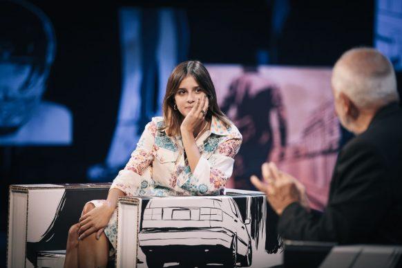 Benedetta Porcaroli, ospite del 26esimo episodio di Luce Social Club