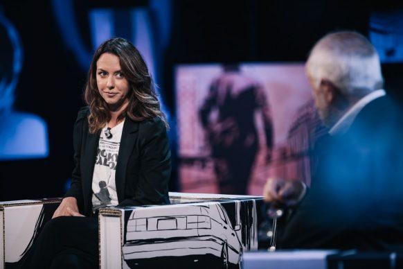 Caterina Guzzanti, ospite del 27esimo episodio di Luce Social Club