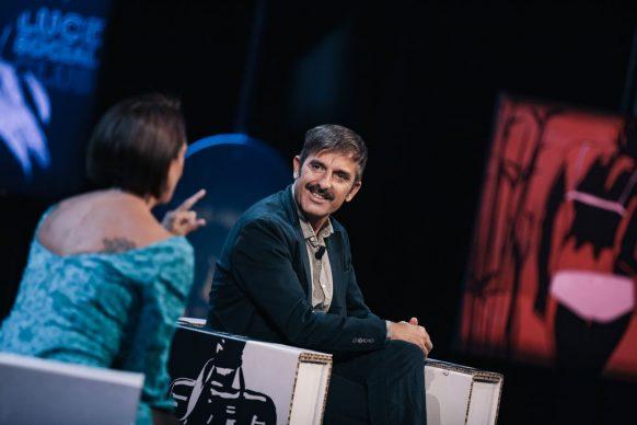 Claudio Noce, ospite del 27esimo episodio di Luce Social Club