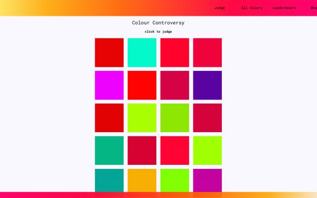 Color Controversy