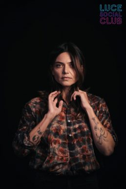 Elisa Fuksas, ospite del 27esimo episodio di Luce Social Club