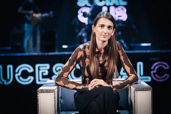 Emma Nolde, ospite del 28esimo episodio di Luce Social Club