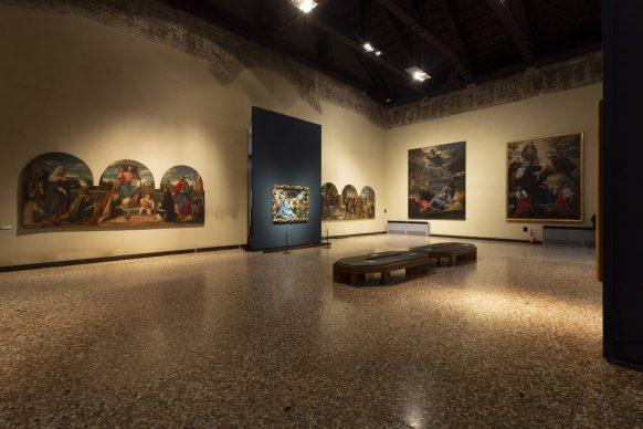 Foto Luca Zanon, courtesy©GA-AVE, Archivio Fotografico, 2020 - su concessione del Ministero dei Beni e delle Attività Culturali e del Turismo - Gallerie dell'Accademia di Venezia