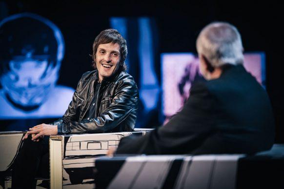 Gianluca De Rubertis, ospite del 30esimo episodio di Luce Social Club