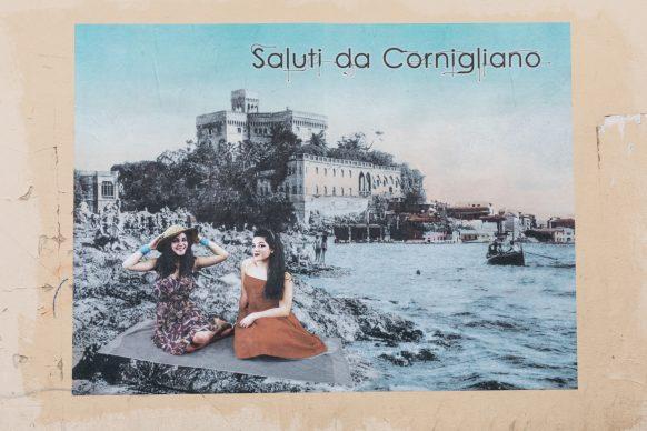 Immaginare Genova. Foto courtesy Cartacarbone