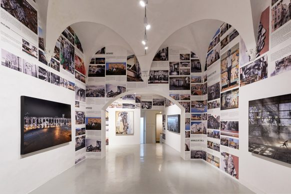 Omelia Contadina, 2020. Veduta della mostra Galleria Continua, San Gimignano 2020. Courtesy the artist and GALLERIA CONTINUA. Photo by Ela Bialkowska, OKNO