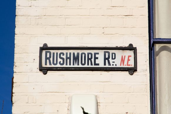 London Street Signs by Alistair Hall is published by Batsford. Photographs by Alistair Hall