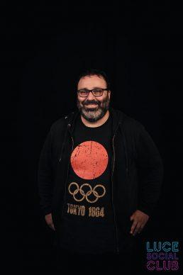 Massimiliano Bruno, ospite del 30esimo episodio di Luce Social Club