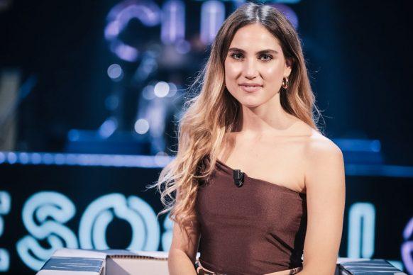 Miriam Galanti, ospite del 30esimo episodio di Luce Social Club