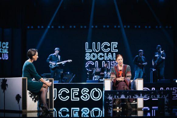 Patrizia Zappa Mulas, ospite del 29esimo episodio di Luce Social Club