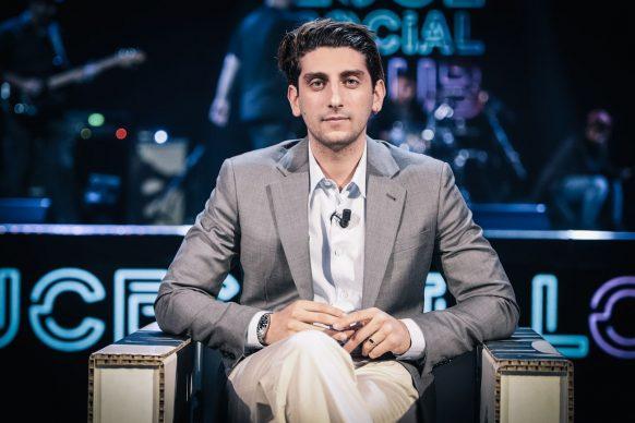 Pietro Castellitto, ospite del 29eimo episodio di Luce Social Club