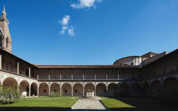 Cenacolo di Santa Croce, Firenze, photo zepstudio