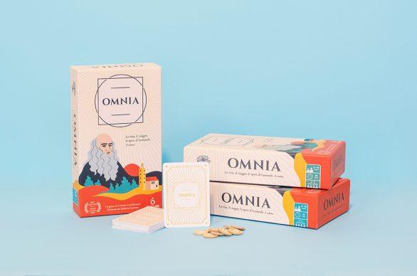OMNIA. Courtesy Studiolabo