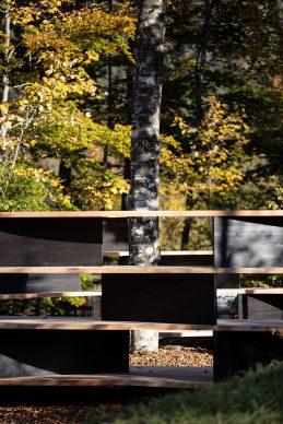 Stefano Boeri Interiors, Tree-Room. Arte Sella, 2020. Photo Giacomo Bianchi. Copyright Arte Sella
