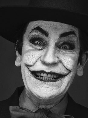 Herb Ritts / Jack Nicholson, London (1988), 2014 a © Sandro Miller / Courtesy Gallery FIFTY ONE, Antwerp