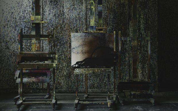 Hans Hartung la fureur de peindre 24 © Les Poissons Volants