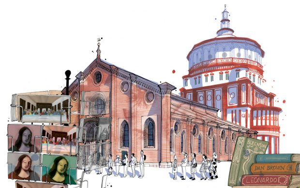 I am Milan by Carlo Stanga (Moleskine: Princeton Architectural Press)