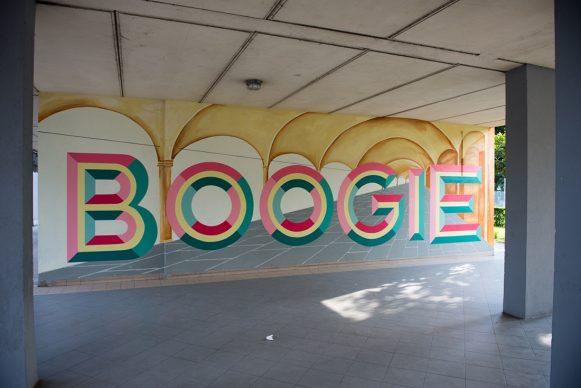 Boogie, Untitled. Photo credit Livio Ninni