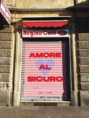 Alessia Sparacino, via Fanti, Milano. Courtesy IED