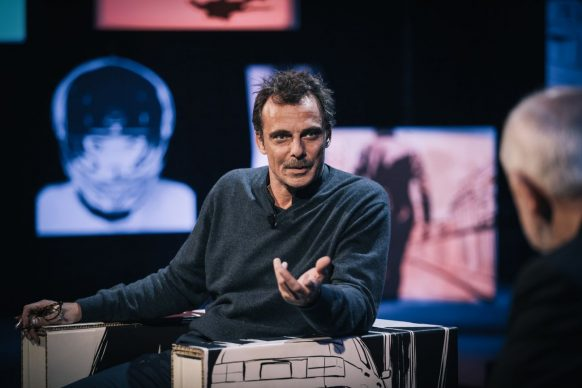 Alessandro Preziosi, ospite della 32esima puntata di Luce Social Club