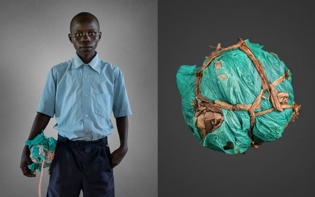 International Photography Awards™:  Brian Hodges, Odilo Lawiny - Handmade soccer balls. People Photographer Of the Year (Professional)