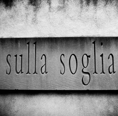 Carlotta Bertelli, Sulla soglia di un segno. Photo courtesy Carlotta Bertelli