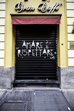 Chiara Colturi, via Sciesa, Milano - prima parte. Courtesy IED