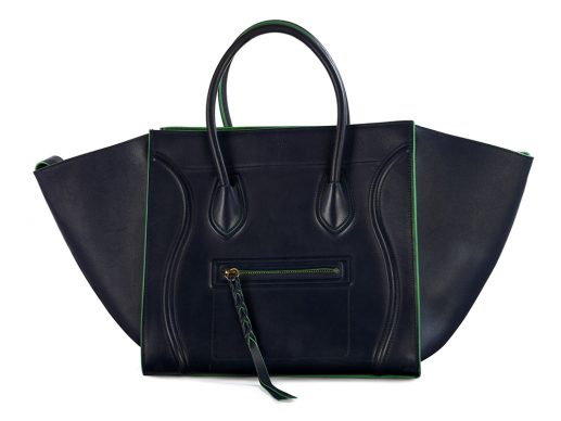 Celine 'Phantom' bag. Summer 2014 , Paris (c) Victoria and Albert Musuem, London