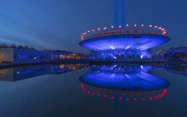 Eindhoven, GLOW Light Festival. Photo credits Christopher Lund