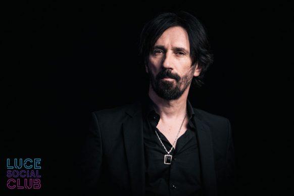 Cristiano Godano, ospite della 32esima puntata di Luce Social Club