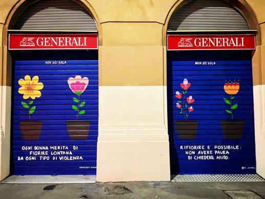 Francesca Cassani, via Tertulliano, Milano. Courtesy IED