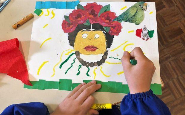 Fabbrica del Vapore, Io come Frida (courtesy ADMaiora)