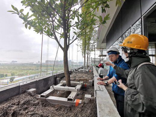 Nanjing Vertical Forest (c) Stefano Boeri Architetti