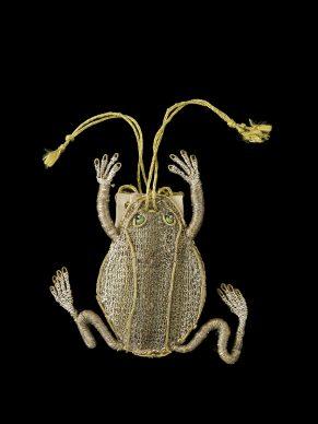 Frog Purse, 1600s © Ashmolean Museum, University of Oxford