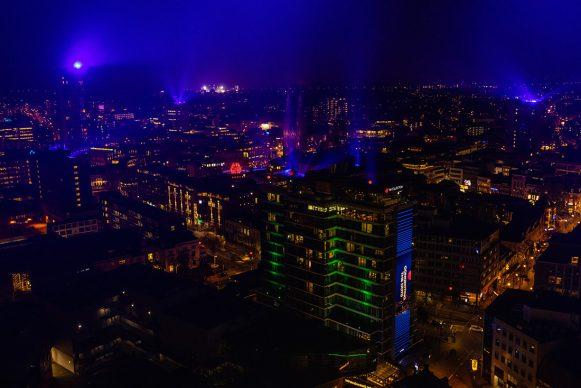 Eindhoven, GLOW Light Festival. Photo credits Bas Gijselhart
