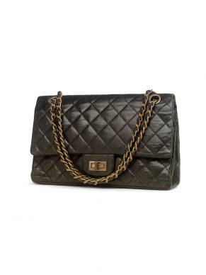 Gabrielle Chanel, '2.55' handbag. c.1965, Paris (c) Victoria and Albert Museum, London