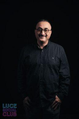 Giuseppe Cristiano, ospite del 31esimo episodio di Luce Social Club