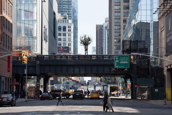 Nick Cave, A·mal·gam. Courtesy High Line, New York